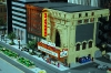 The Chicago Theater. I saw Letterman there during college. The real Letterman, not the LEGO Letterman.
