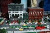 A couple of the buildings on MiniLAND Chicago's Michigan Avenue.