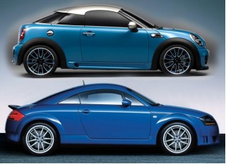 mini-coupe-vs-audi-tt-by-michael-banovsky_100227437_s